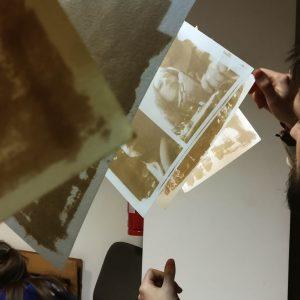 Fotografías en papel ó sal