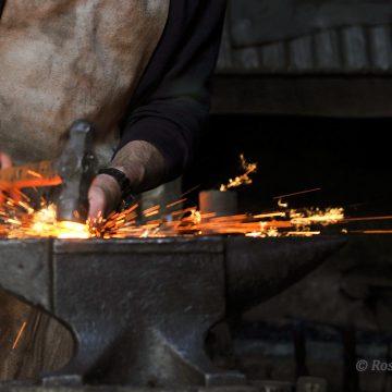 O ferreiro volta a Trandeiras 70 anos despois